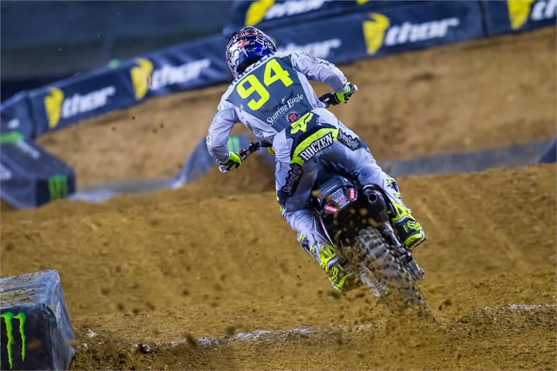 AMA Supercross Atlanta 2016