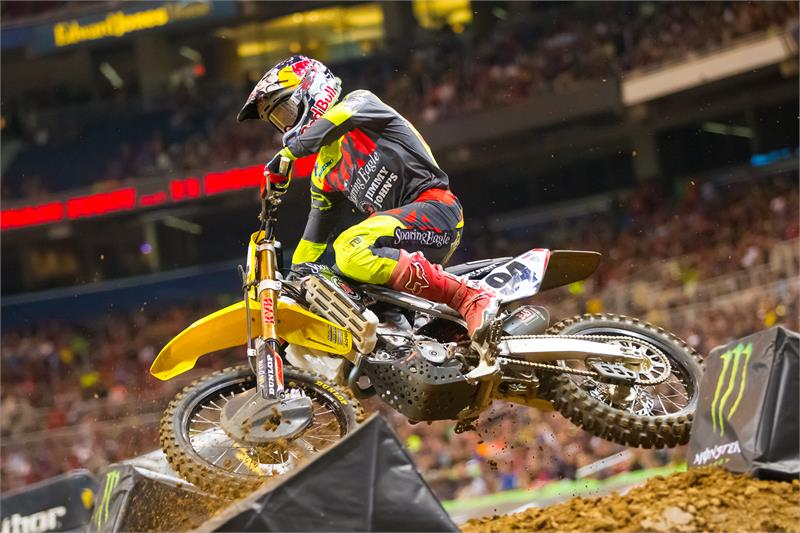 AMA Supercross Foxborough 2016 MSC Hennweiler