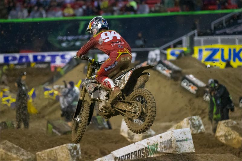 AMA Supercross Las Vegas 2016