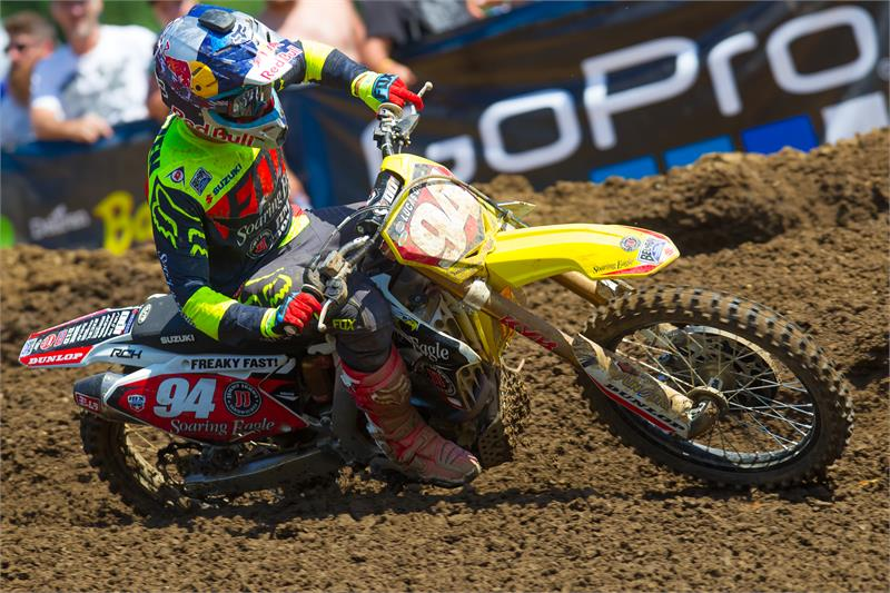 Ken Roczen dominiert Lucas Oil Pro Motocross Championship
