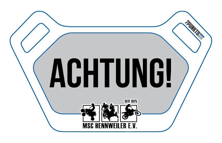 Vorbesprechung MSC Hennweiler Motocross