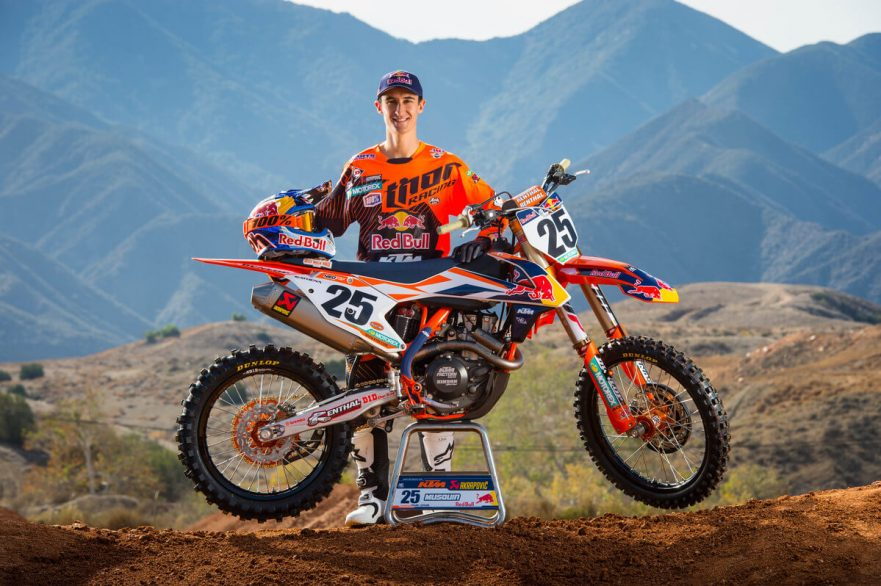 Marvin Musquin gewinnt Red Bull Straight Rhythm 2016