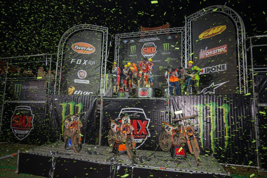 Fazit zum SMX SUPERMOTOCROSS RIDERSCUP 2016