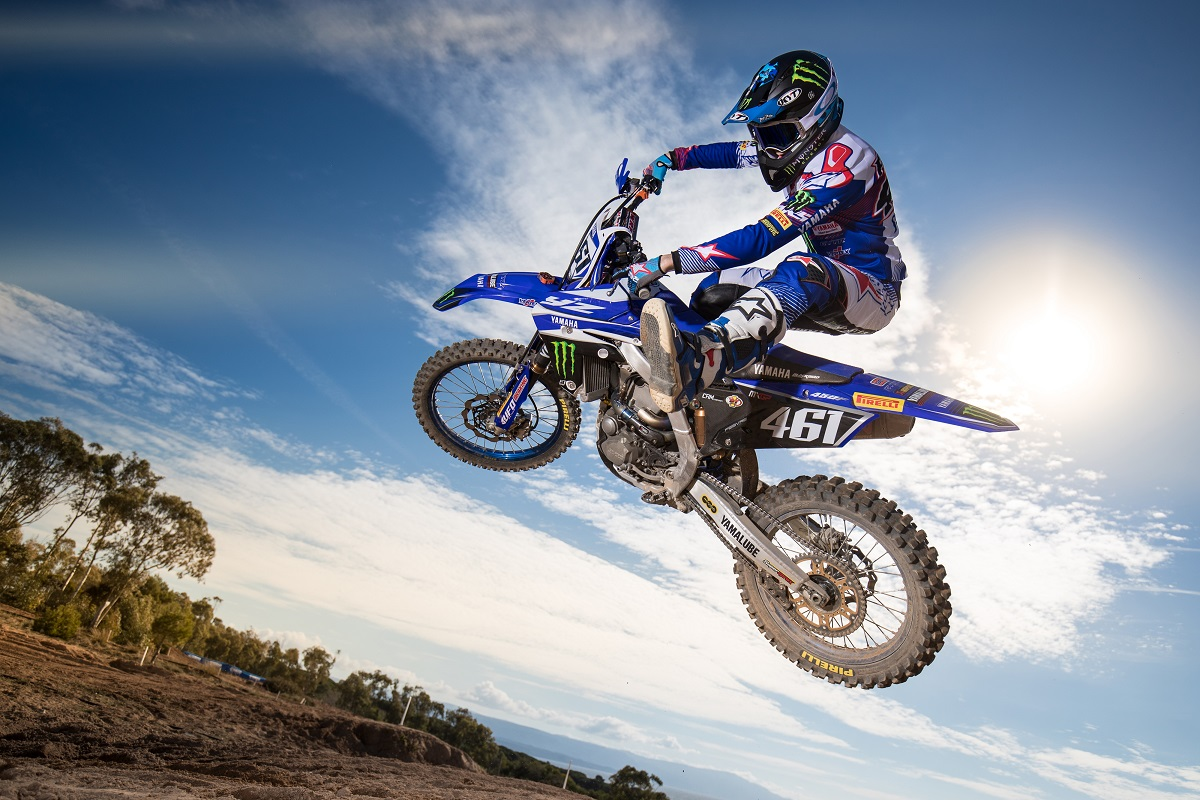 2015 MXGP World Champion Romain Febvre