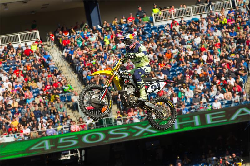 AMA Supercross East Rutherford 2016
