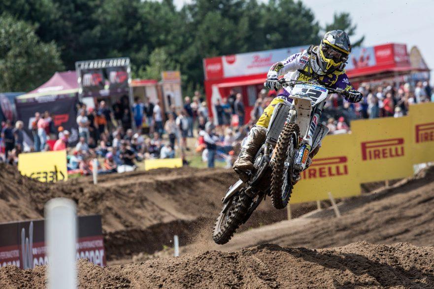Max Nagl in Lommel