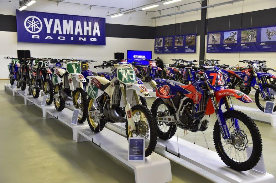 Michele Rinaldi: Monster Energy Yamaha Factory MXGP Team