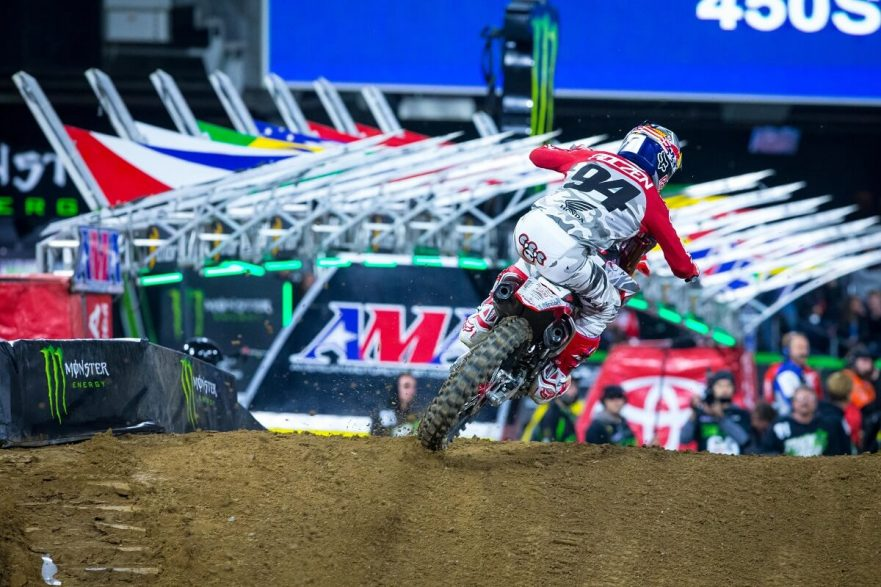 Monster Energy AMA Supercross Championship Anaheim II 2017