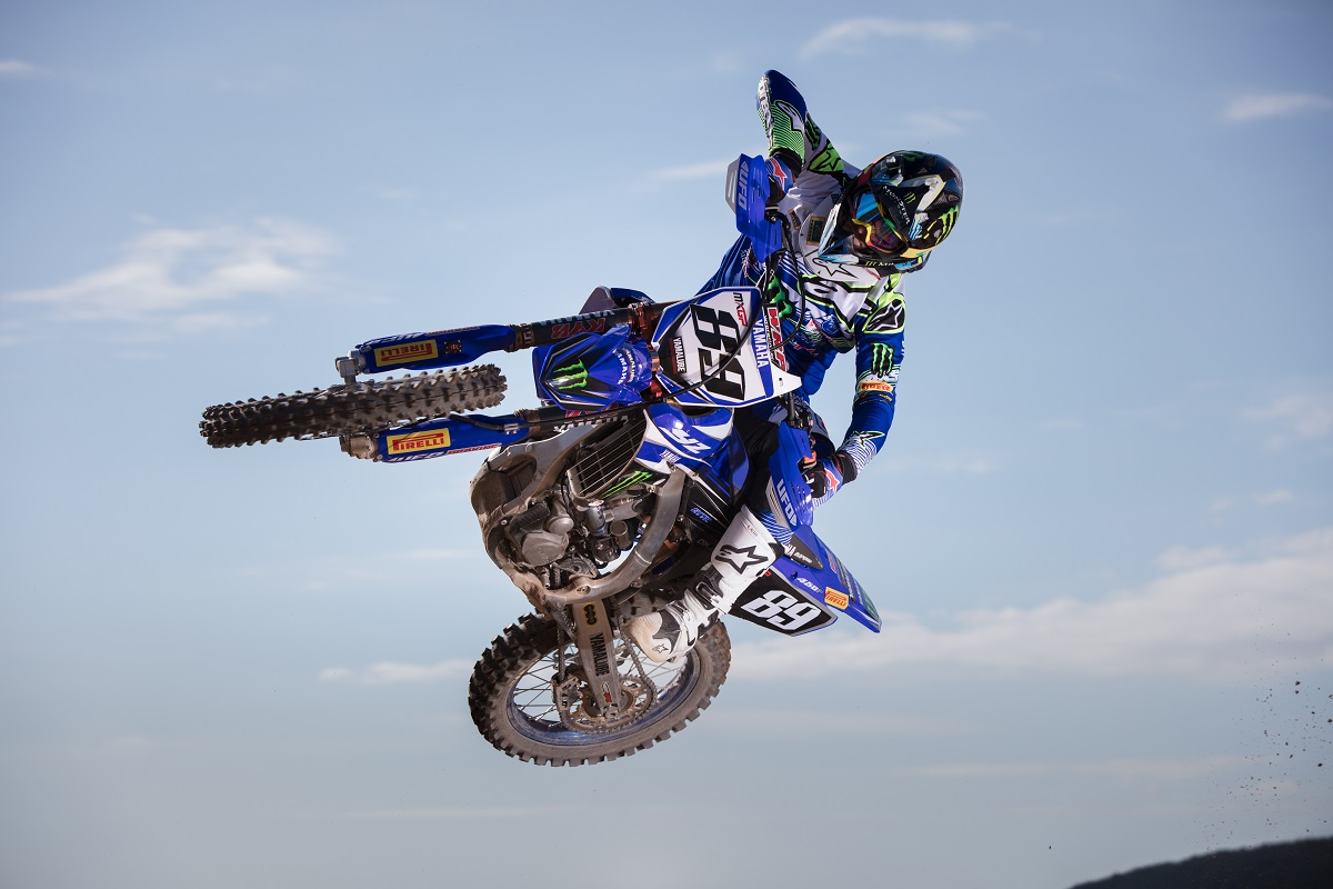 2014 MXGP Vice World Champion Jeremy van Horebeek