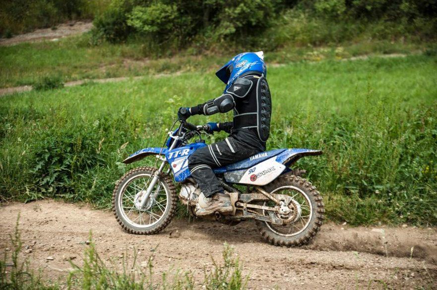 Motocross für Kinder Schnuppertkurs