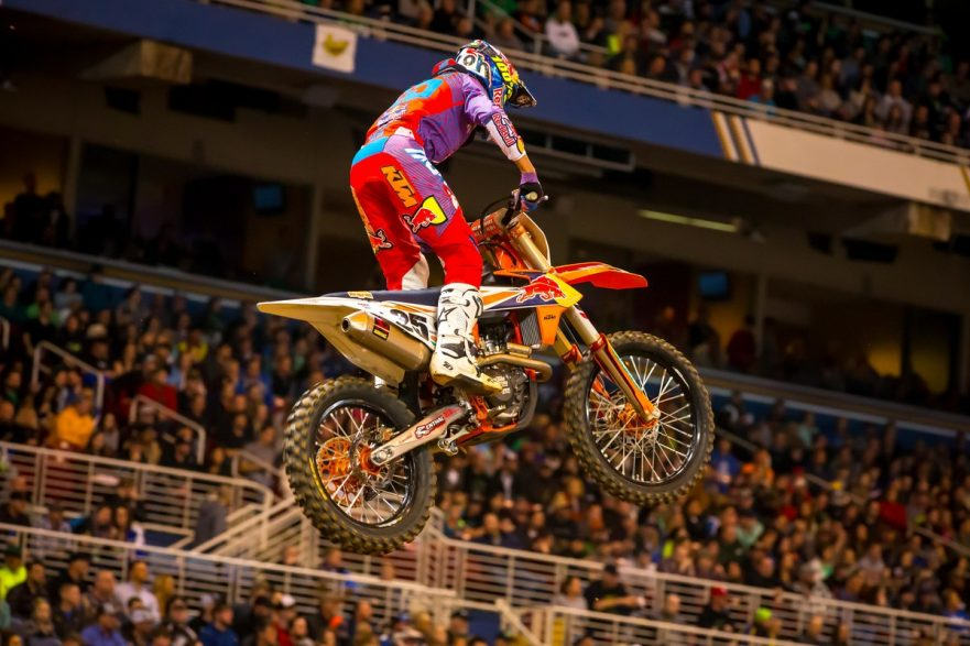 Marvin Musquin Supercross Indianapolis 2018