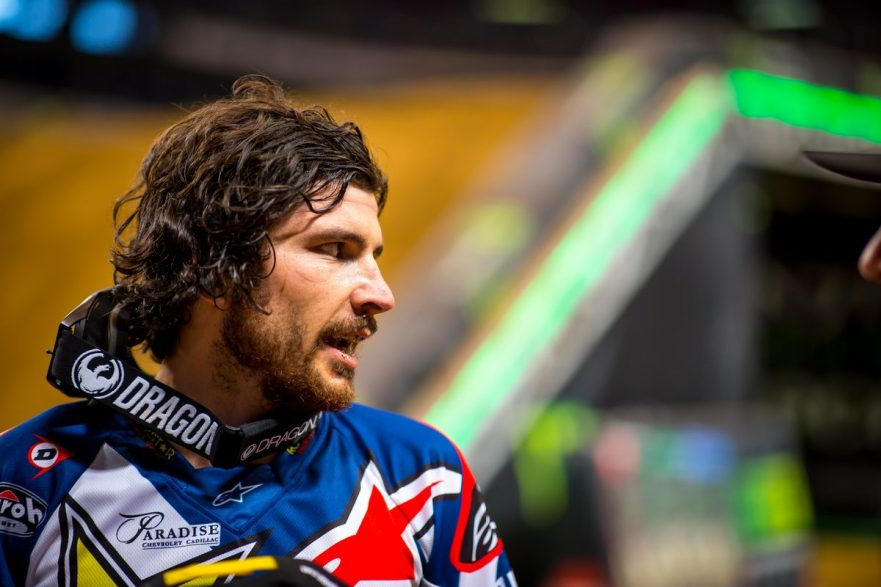 AMA Supercross 2018 St. Louis: Anderson weiter auf Kurs