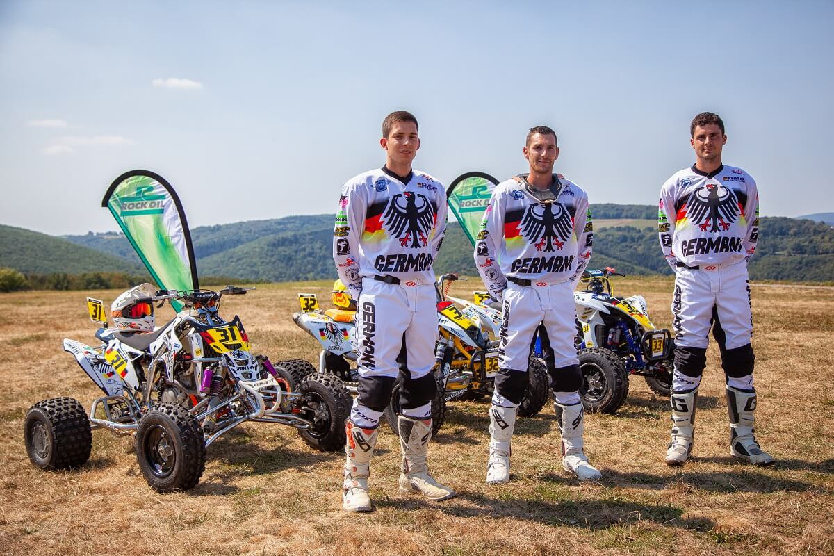 Team Germany Quadcross of Nations